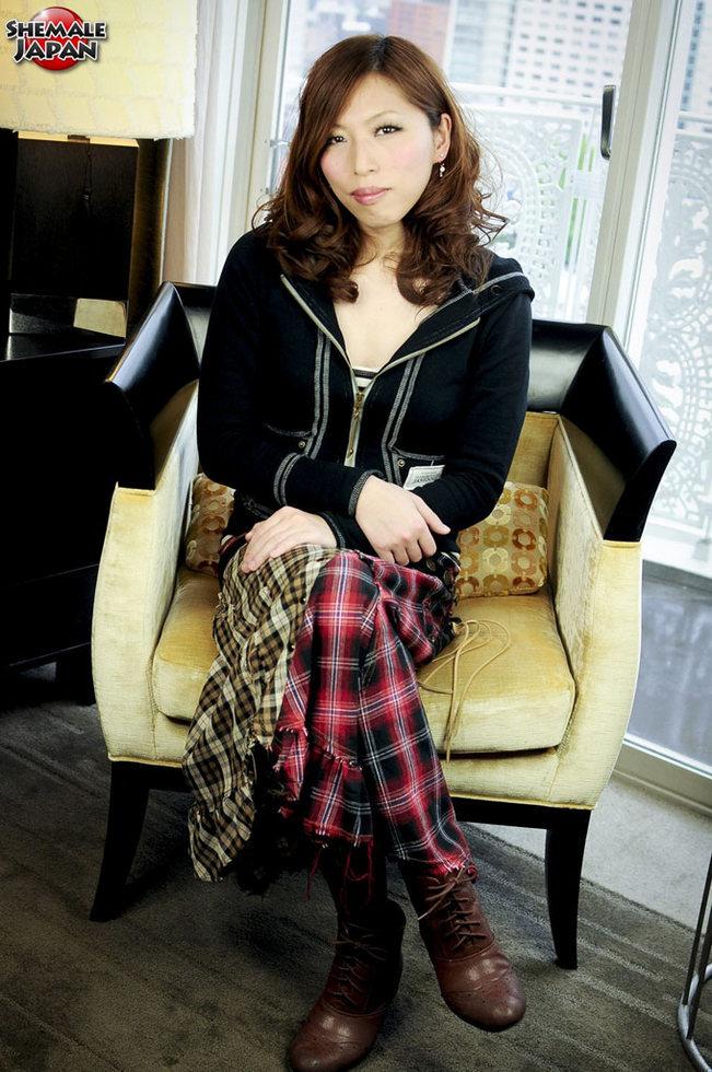 Japanese Tgirl Hina