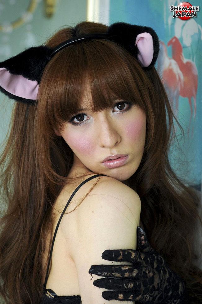 Japanese Tgirl Lisa