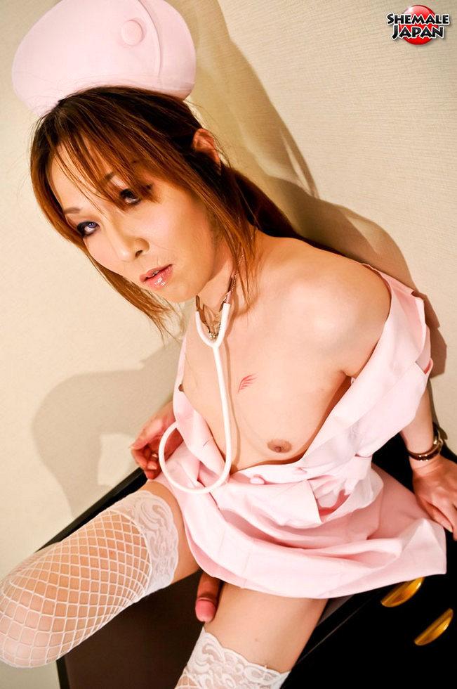 Japanese Tgirl Maya