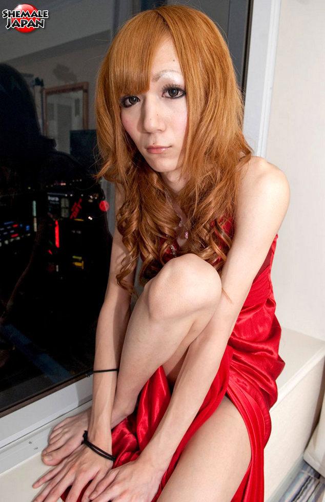 Japanese Tgirl Miki B