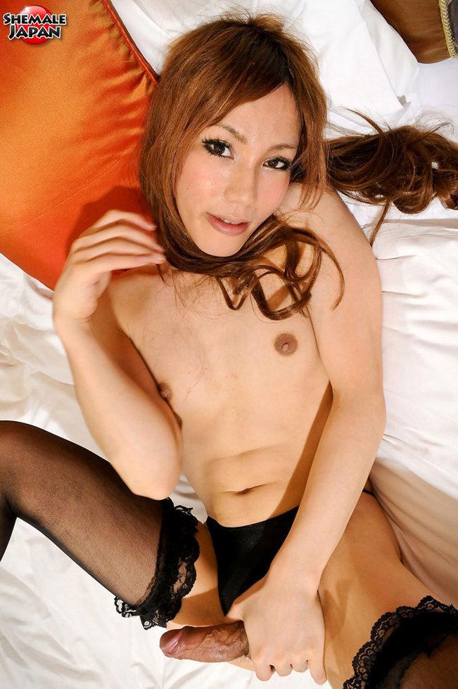 Japanese Tgirl Yuna Momose