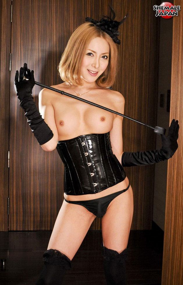 Japanese Transexual Hime Tsukino - Hime Tsukino Mistress With Whip