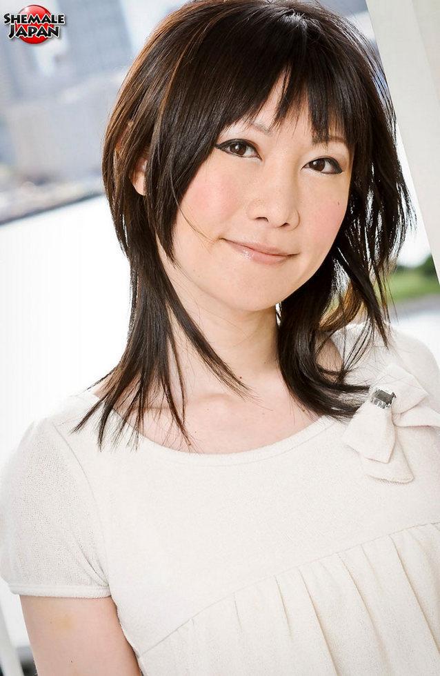 Japanese Transexual Hinata