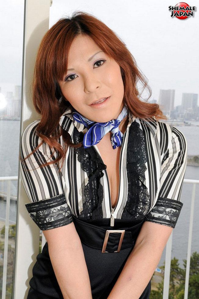Japanese Transexual Miwa