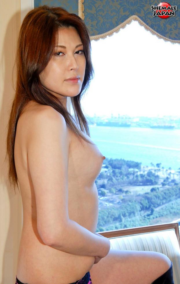 Japanese Transexual Natsuko
