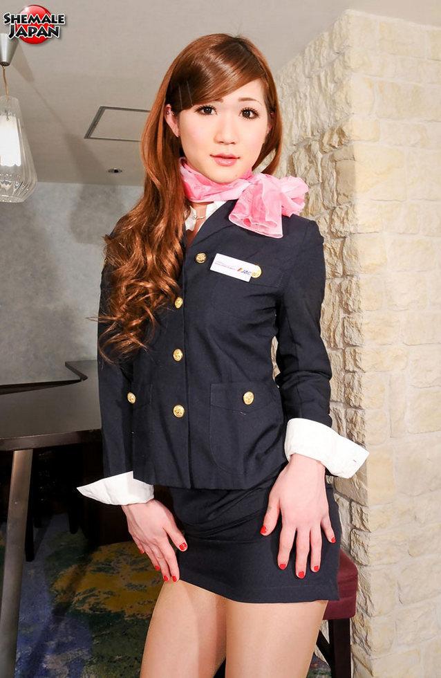 Japanese Transexual Nene Aizawa