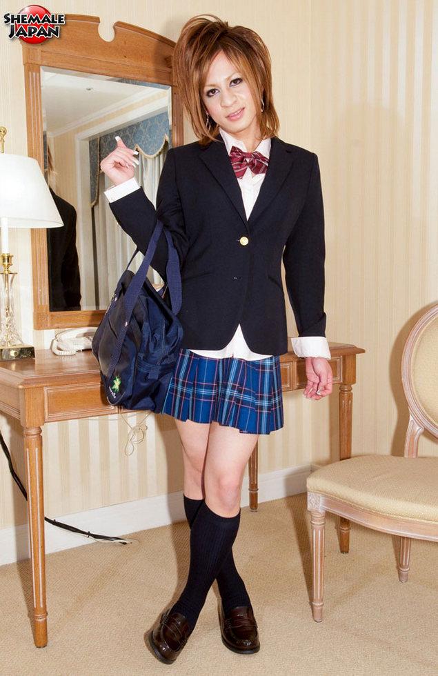 Japanese Transexual Reina