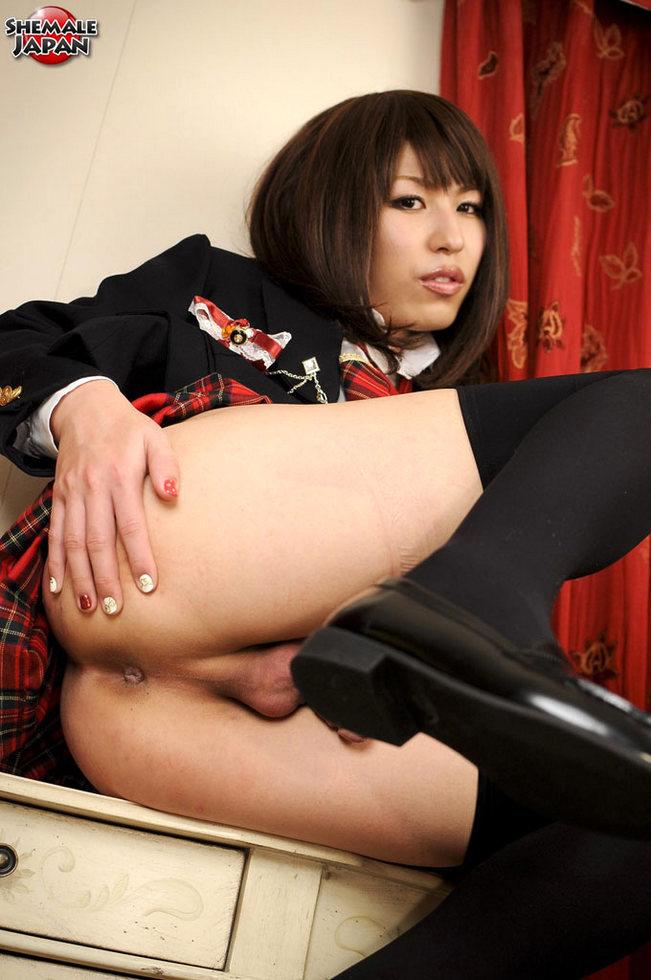 Japanese Transexual Reina Minazuki