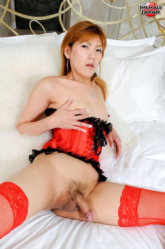 Japanese Transexual Rena Kanzaki