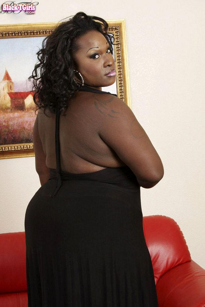 Juicy Tgirl Black Pearl