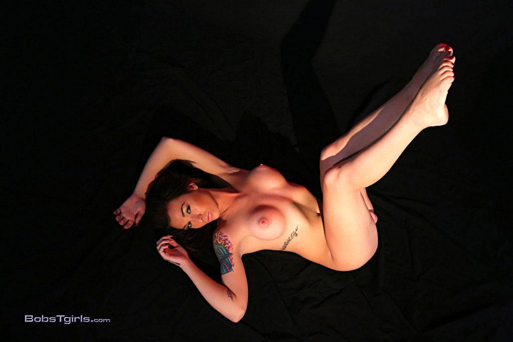 Ladyboy Aubrey Kate - Aubrey Kate Black And Gold