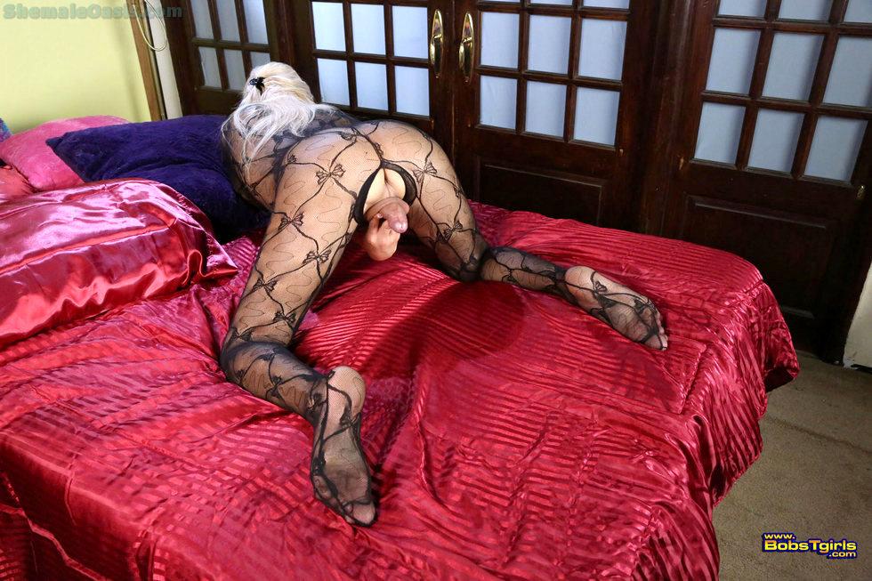 Ladyboy Gianna Rivera - Gianna Rivera Body Stocking
