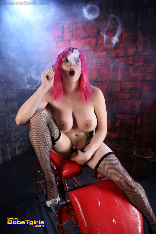 Ladyboy Kitty Doll
