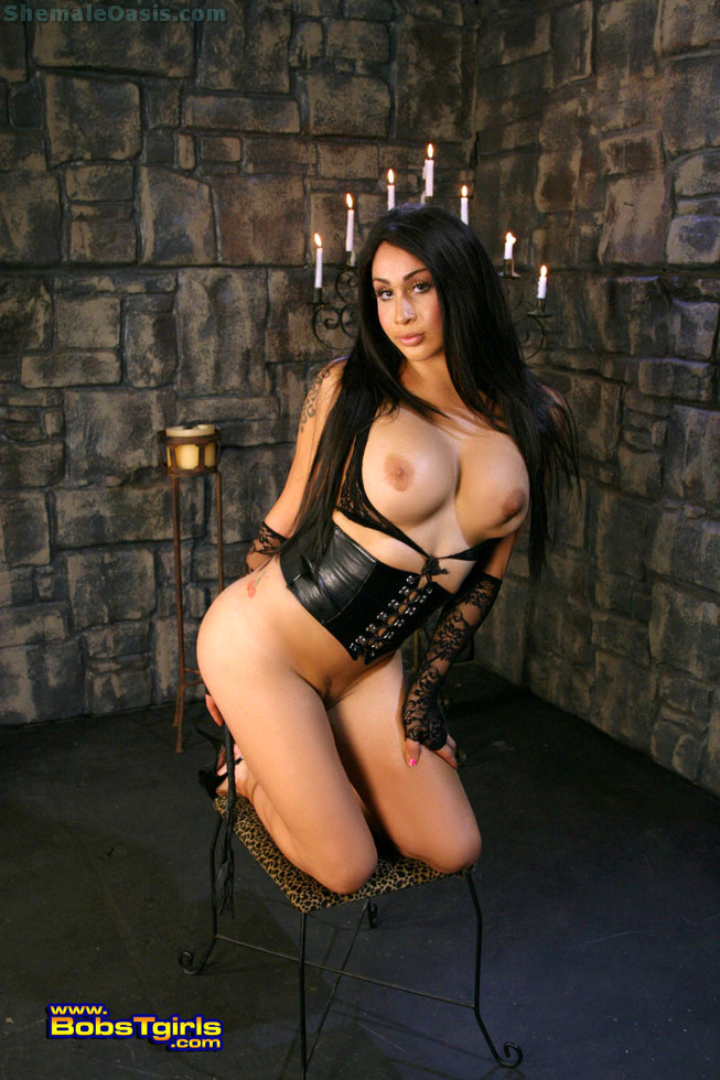 Ladyboy Monique Dior - Monique Dior Dior In The Dungeon