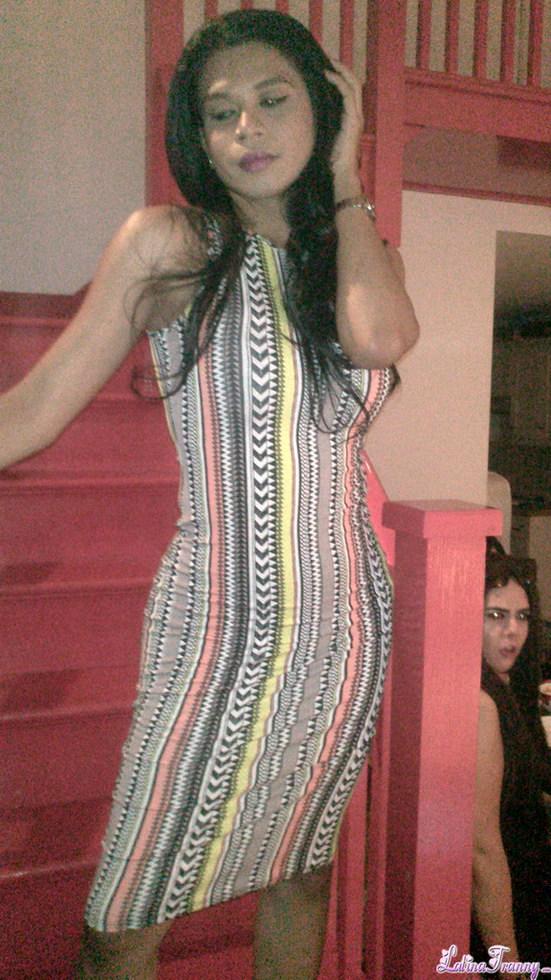 Latina Tgirl Nicole Montero - Nikki Montero And London TGirls