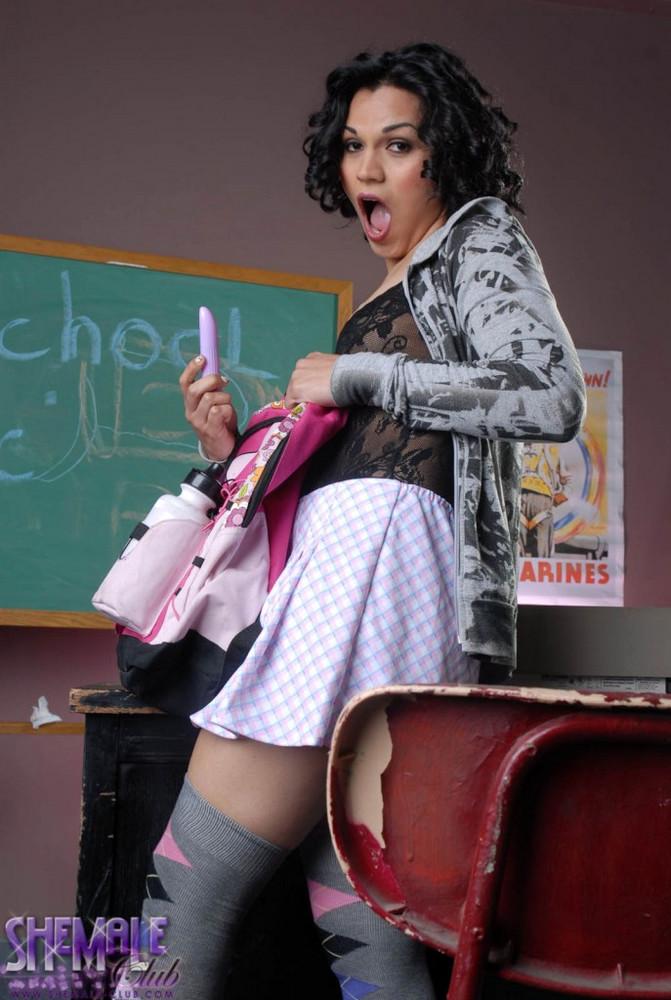 Naughty T-Girl Gaby - Gaby