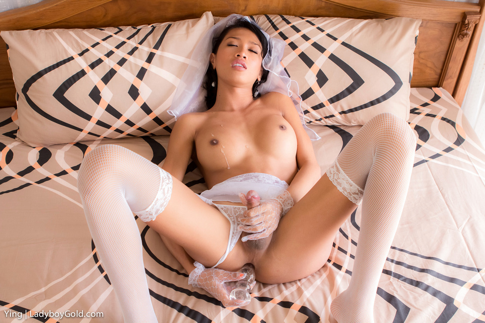 Pattaya Shemale Ying - Ying Barely Legal Bride