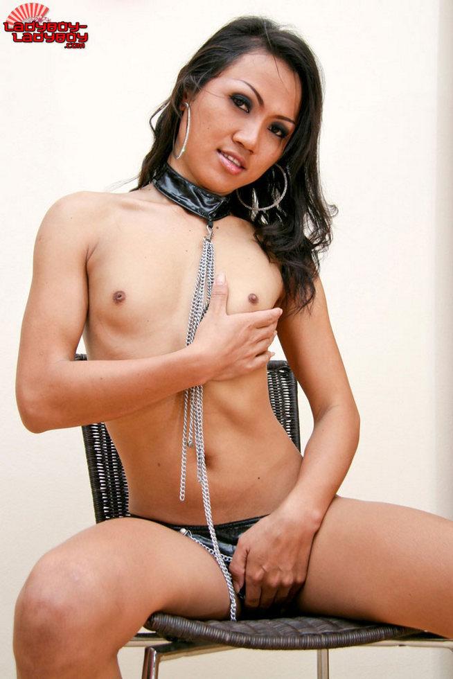 Pattaya T-Girl - Filthy Pattaya Shemale