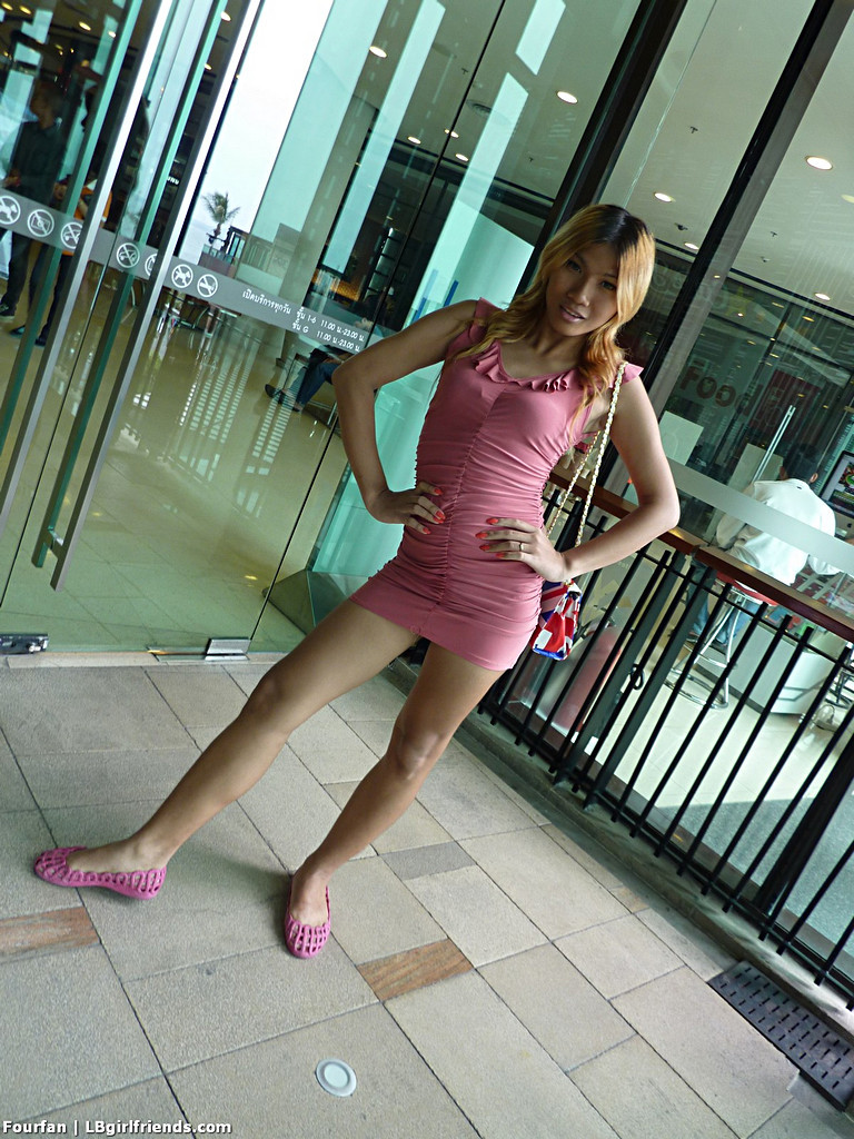 Pattaya Transexual Amateur Fourfan