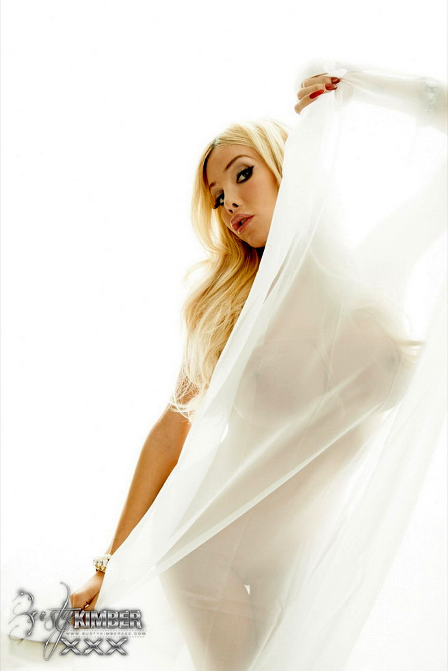 Post Op T-Girl Kimber - White Sheets