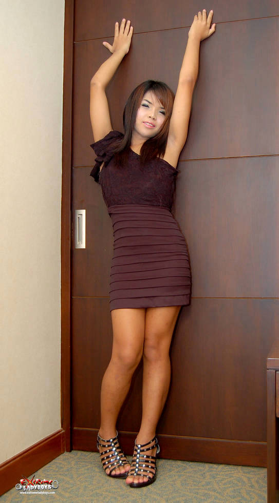 Perfect T-Girl Eve