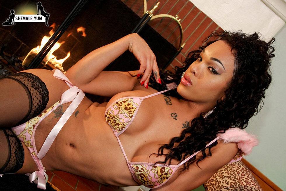 T-Girl Adrianna Lynn Rush