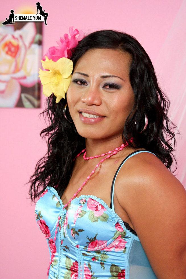 T-Girl Ayeshia