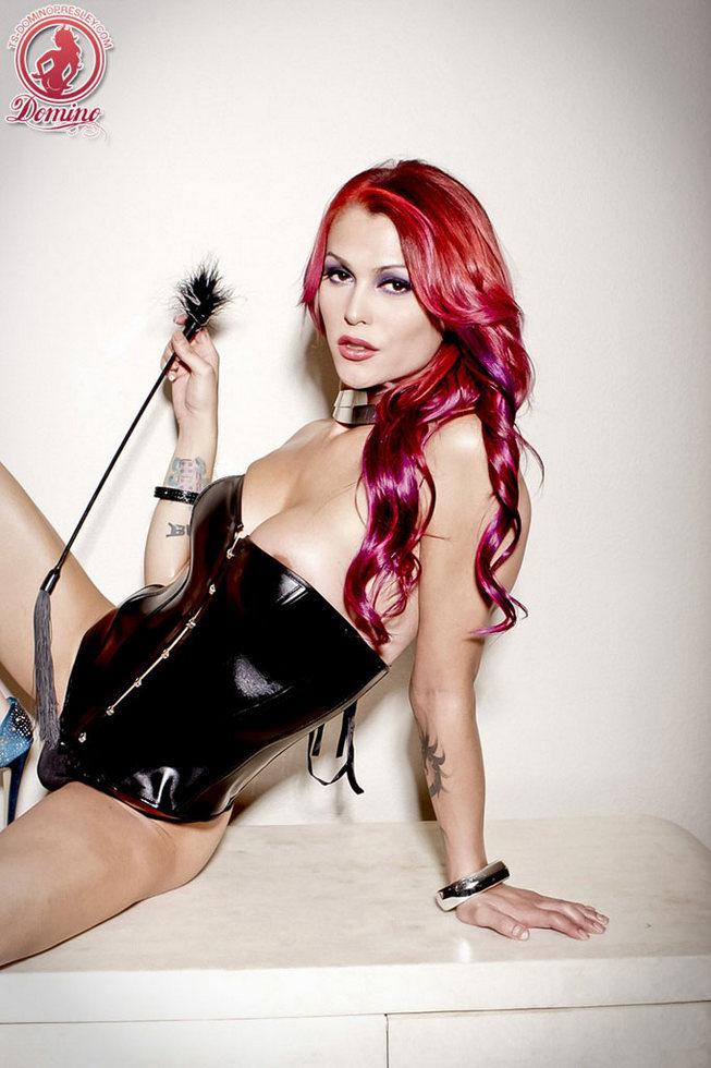 T-Girl Domino Presley - Fuck You Better