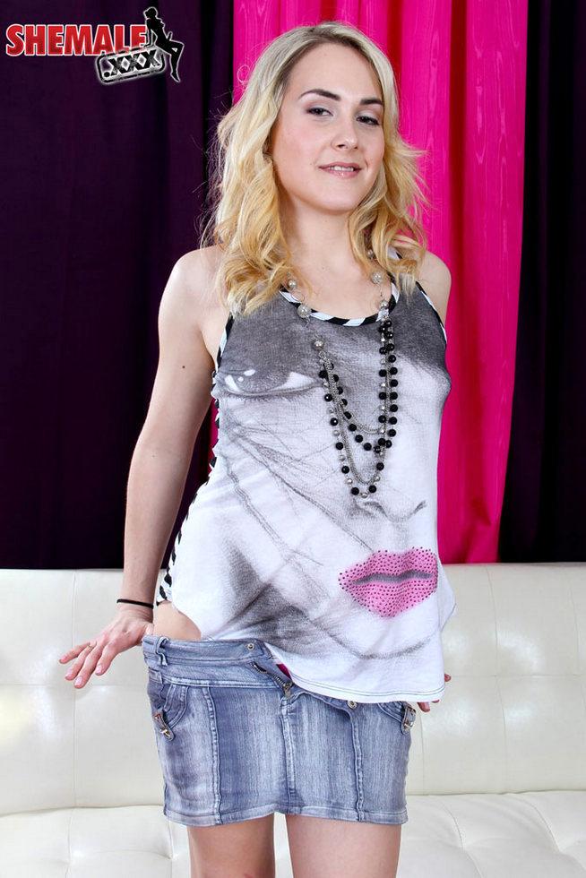 T-Girl Hazel Tucker - Hazel Tucker Chaplet