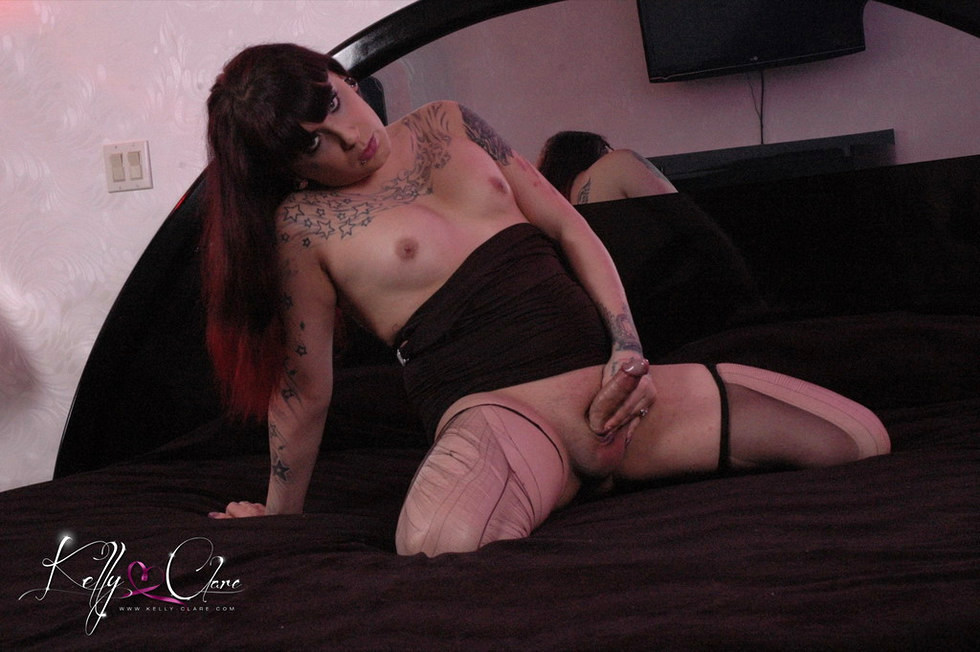 T-Girl Kelly Clare - Sweet Woman