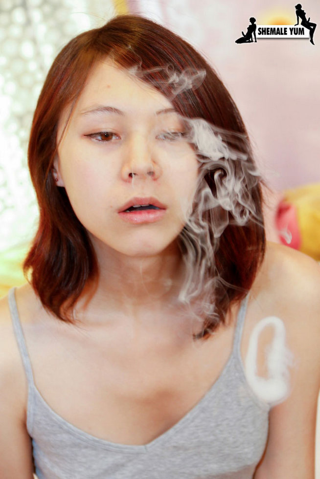 T-Girl Ren Rika