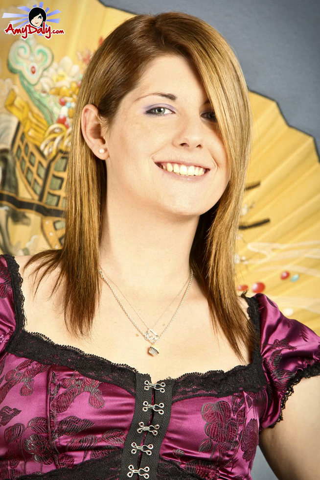 Tgirl Amy Daly - Corset Top