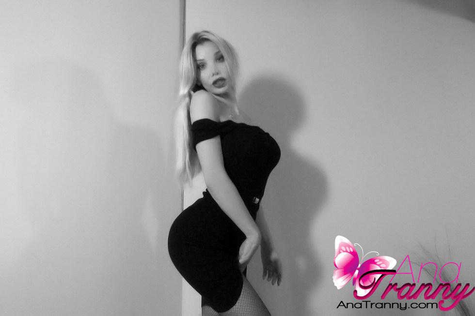 Tgirl Ana Mancini - Fishnetiph