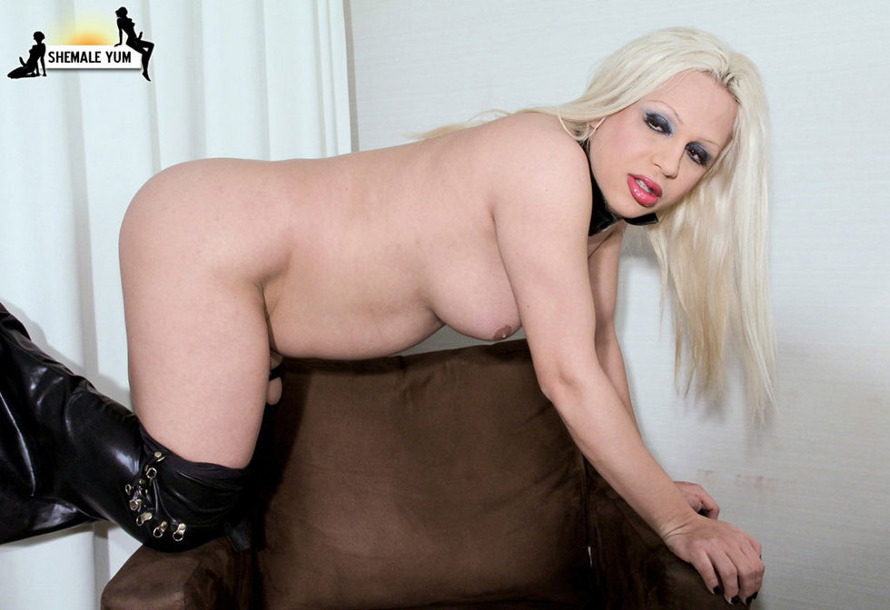Tgirl Barbie Swallows