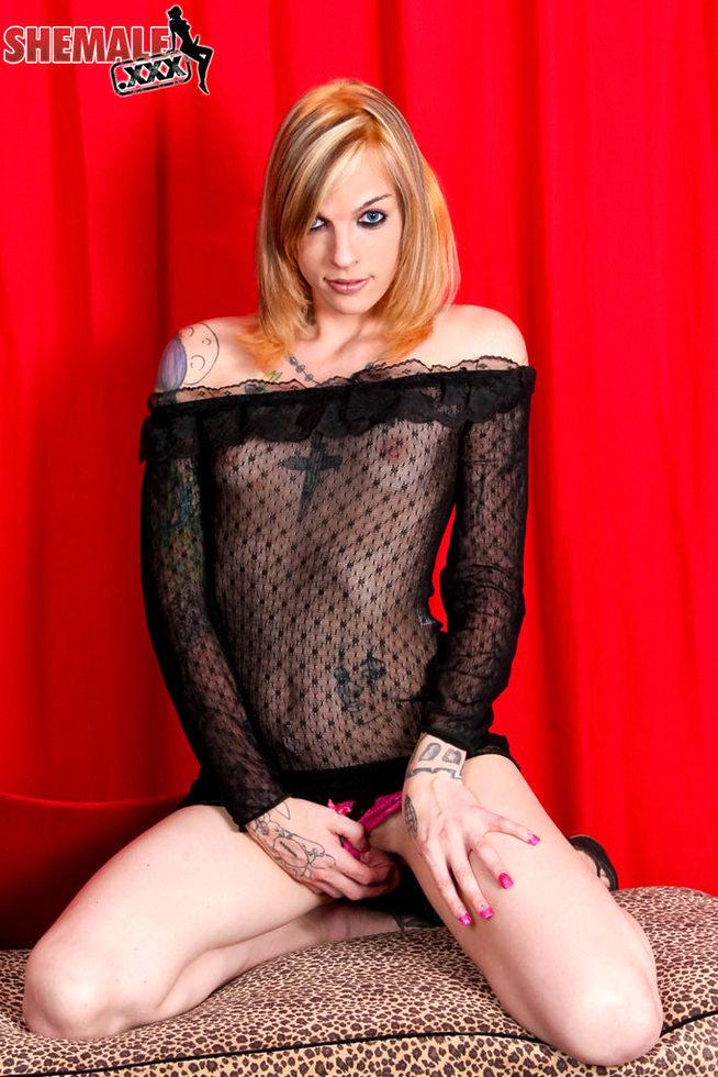 Transexual Danielly Marineto