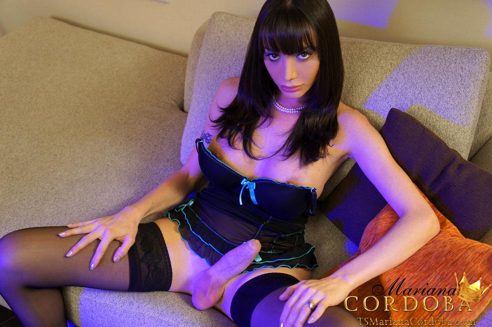 Tgirl Mariana Cordoba - Bluelight