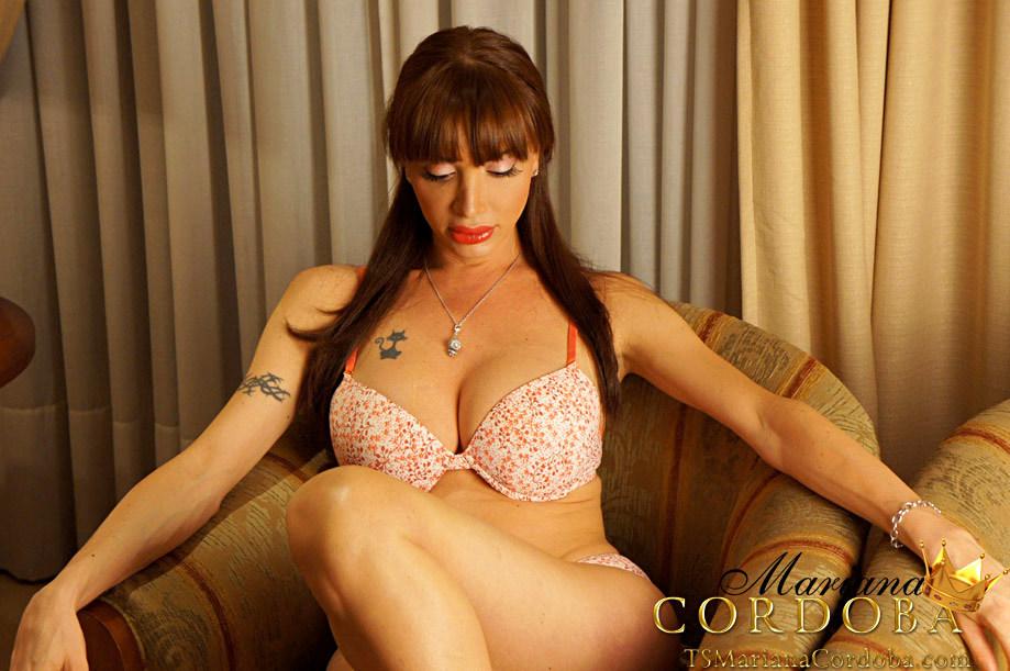 Tgirl Mariana Cordoba - Suite