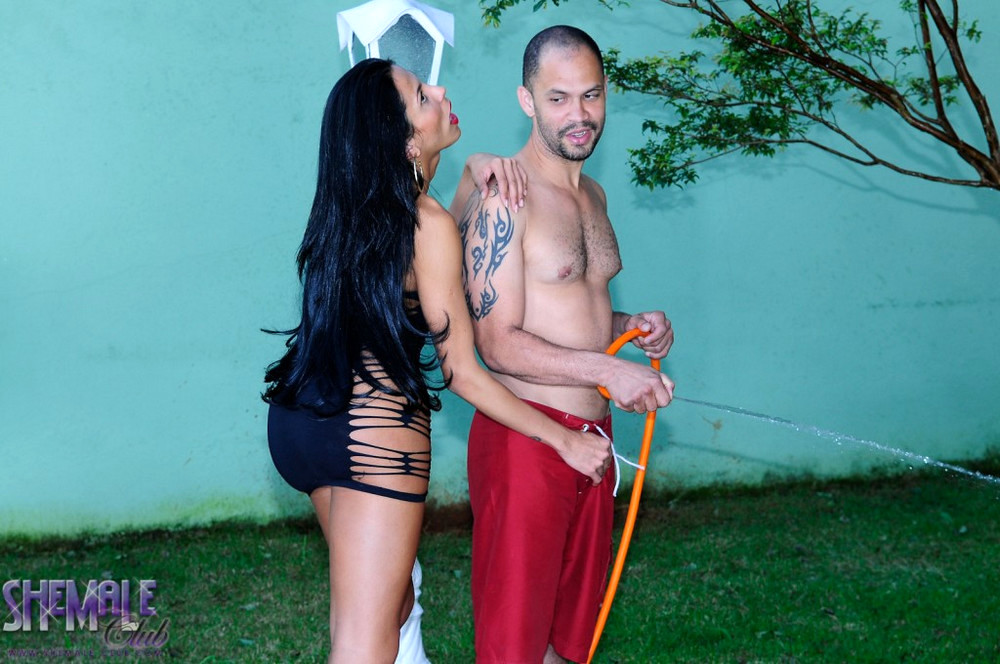 Tgirl Michely Araujo