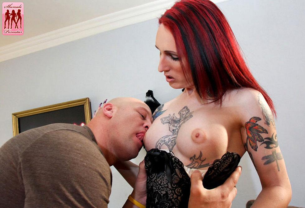 Tgirl Pornstar Brittany St Jordan
