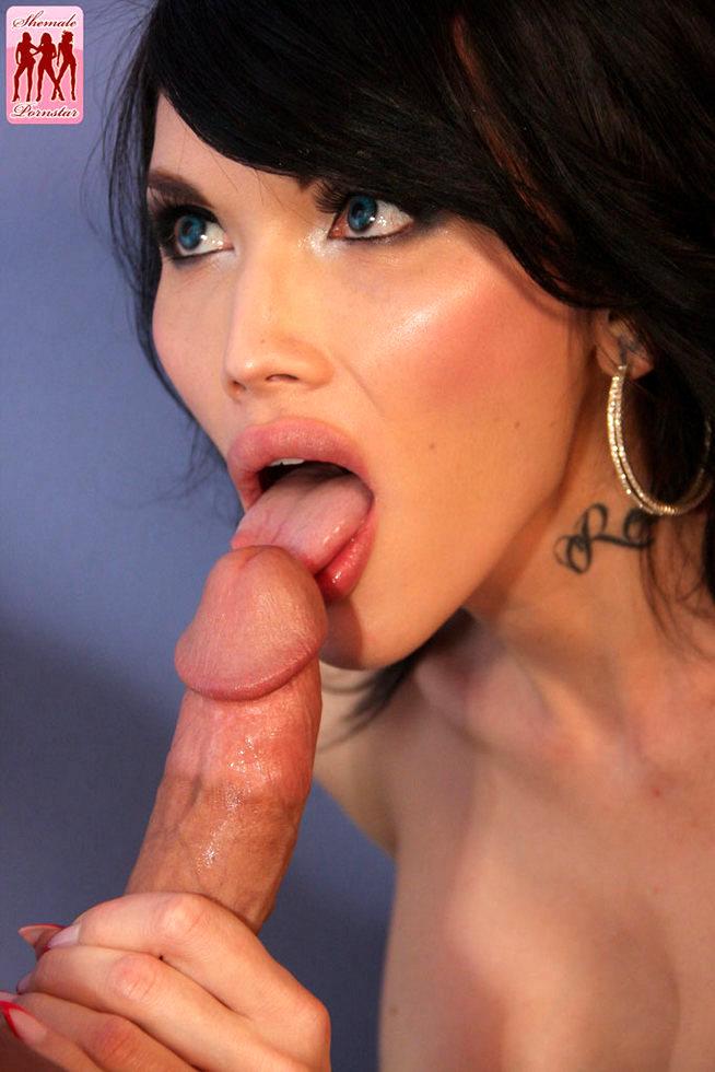 Tgirl Pornstar Eva Lin
