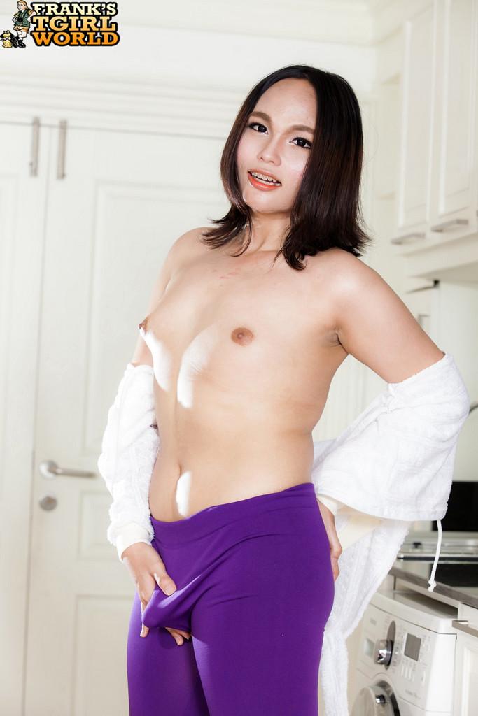 Thai Ladyboy Nada
