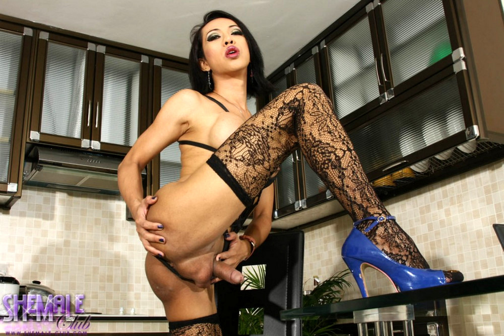 Thai T-Girl Lee - Lee