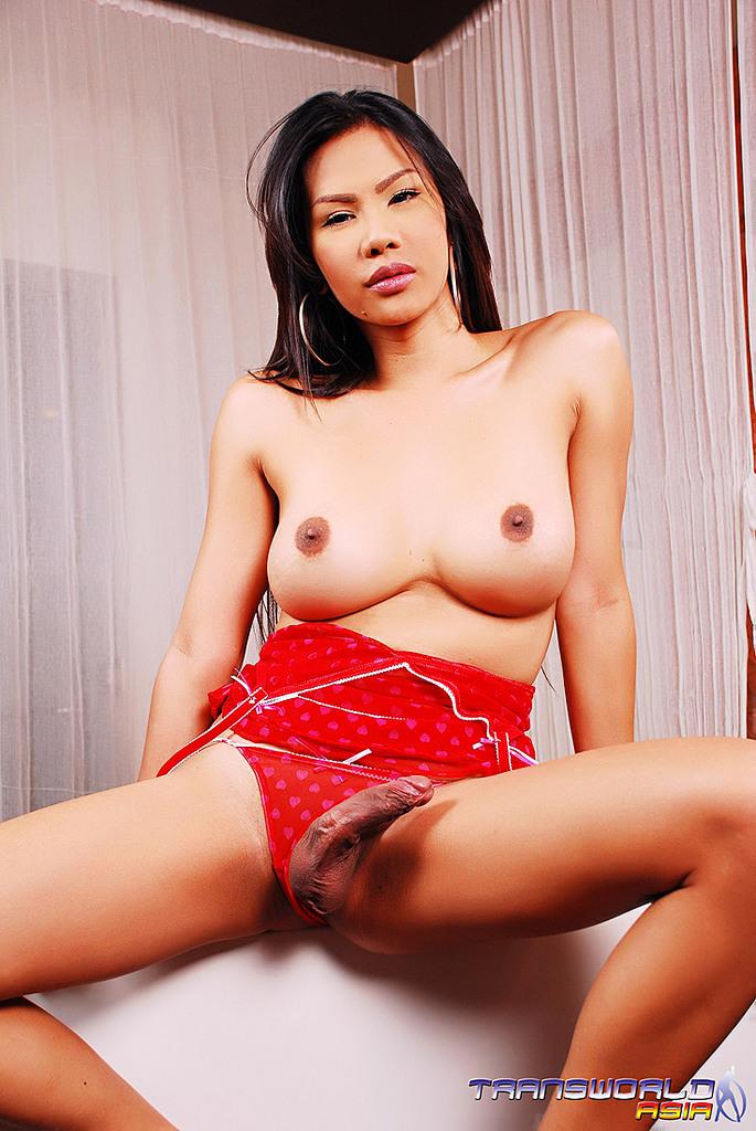 Thai Tgirl Abhie
