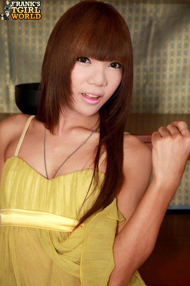 Thai Tgirl Fern - Fern Thai