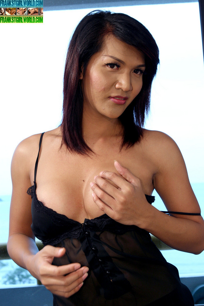 Thai Tgirl Jessy - Jessy Enormous Boobs