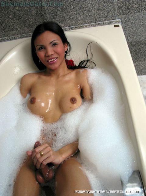 Thai Transexual Stroker!