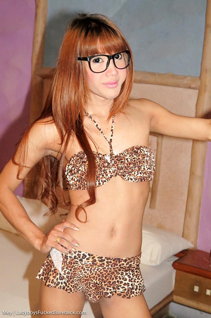 Thailand T-Girl Mei Hardcore