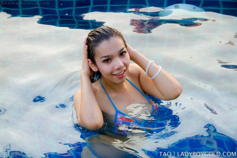 Thailand T-Girl Tao