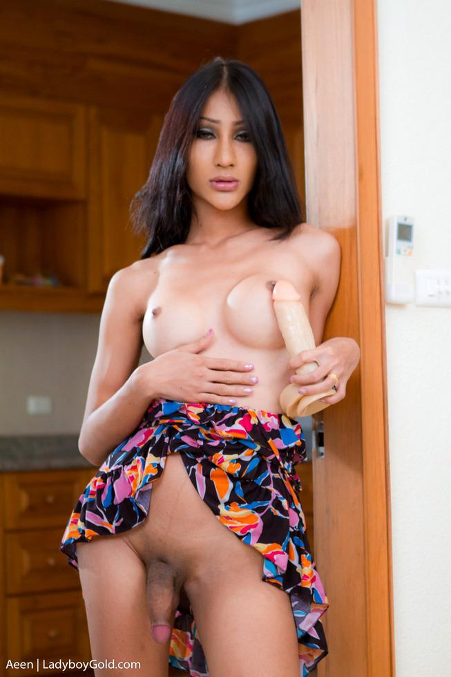 Thailand Transexual Aeen - Aeen Deep Doorway Toy