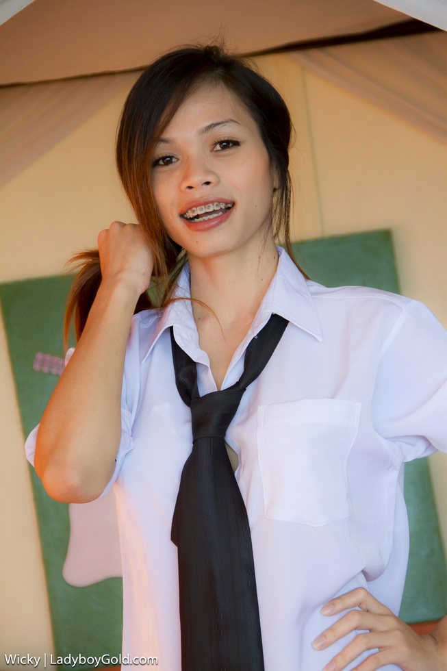 Thailand Transexual Wicky
